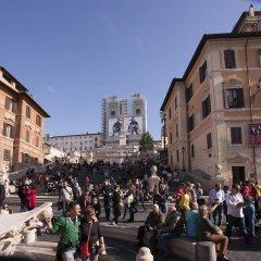 Отель Doria Италия, Рим - 9 отзывов об отеле, цены и фото номеров - забронировать отель Doria онлайн фото 4