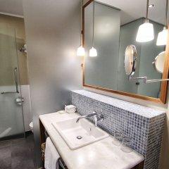 Отель Khortitsa Palace Запорожье ванная