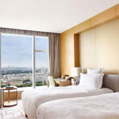 Отель Langham Place, Guangzhou комната для гостей фото 3