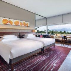 Отель Park Hyatt Sanya Sunny Bay Resort комната для гостей