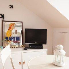 Апартаменты Cosy Studio in Lapa District Лиссабон комната для гостей фото 3