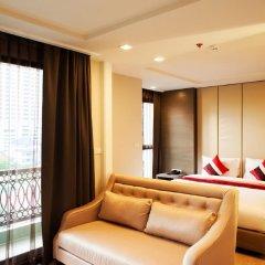 Hope Land Hotel Sukhumvit 8 комната для гостей фото 2