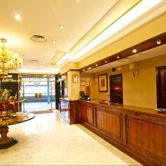 Hotel M.A. Princesa Ana интерьер отеля