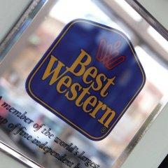 Best Western Kings Manor Hotel фитнесс-зал фото 2