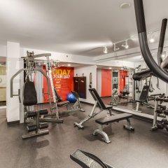 Отель West Wing at Park Town фитнесс-зал фото 3
