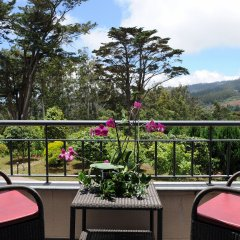 Отель Quinta Cova Do Milho Машику балкон