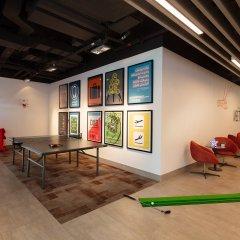 Отель Rove Trade Centre фитнесс-зал фото 2