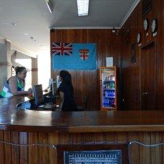 Отель Trans International Hotel Фиджи, Вити-Леву - отзывы, цены и фото номеров - забронировать отель Trans International Hotel онлайн интерьер отеля