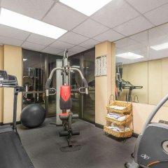Отель Ramada by Wyndham Columbus Polaris фитнесс-зал