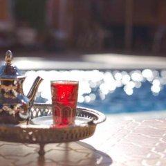 Отель Le Petit Riad Марокко, Уарзазат - отзывы, цены и фото номеров - забронировать отель Le Petit Riad онлайн приотельная территория