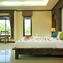 Отель The Villa Laemhin Lagoon Resort комната для гостей фото 3