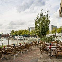 Отель Pension Homeland Амстердам питание фото 2