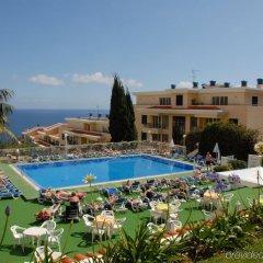 Отель Dorisol Estrelicia Португалия, Фуншал - 1 отзыв об отеле, цены и фото номеров - забронировать отель Dorisol Estrelicia онлайн бассейн фото 3