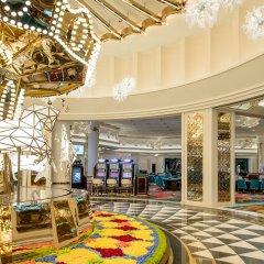 Отель Paradise City детские мероприятия