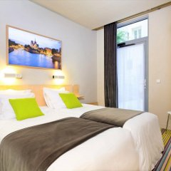 Hotel Glasgow Monceau Paris by Patrick Hayat комната для гостей фото 5