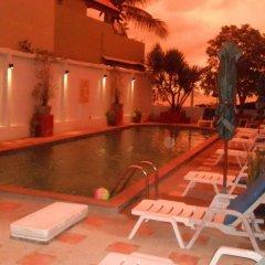 Отель Kamala Dreams бассейн фото 2