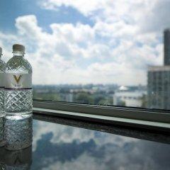 Отель V Lavender Сингапур бассейн