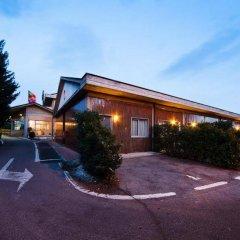 Отель Motel Autosole Lodi Корнельяно Лауденсе парковка