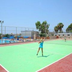 Euronapa Hotel Apartments спортивное сооружение