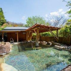 Отель Yasuragi No Yado Matsuya Минамиогуни бассейн
