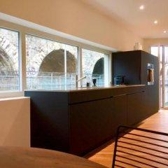 Отель Viadukt Apartments Швейцария, Цюрих - отзывы, цены и фото номеров - забронировать отель Viadukt Apartments онлайн интерьер отеля фото 3