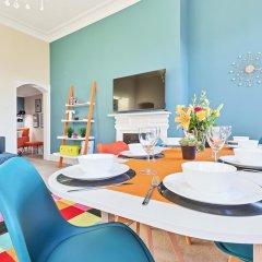 Отель Grand Seaview Apartment Великобритания, Хов - отзывы, цены и фото номеров - забронировать отель Grand Seaview Apartment онлайн комната для гостей фото 5