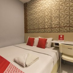 Отель OYO Rooms Bukit Bintang Extension Малайзия, Куала-Лумпур - отзывы, цены и фото номеров - забронировать отель OYO Rooms Bukit Bintang Extension онлайн комната для гостей фото 4