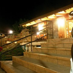 Отель Albergo Villa Riccio Итри бассейн
