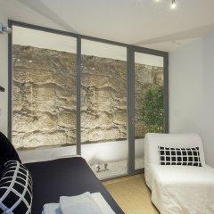 Апартаменты Liiiving in Porto Downtown Terrace Apartment комната для гостей фото 3