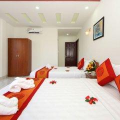 Отель Hoi An Dat Cam Homestay комната для гостей