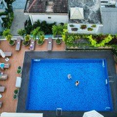 Отель New Star Hotel Hue Вьетнам, Хюэ - отзывы, цены и фото номеров - забронировать отель New Star Hotel Hue онлайн бассейн