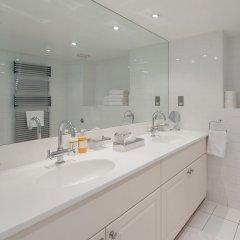 Апартаменты Europa House Apartments ванная