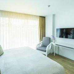 Отель Anajak Bangkok Hotel Таиланд, Бангкок - 3 отзыва об отеле, цены и фото номеров - забронировать отель Anajak Bangkok Hotel онлайн комната для гостей фото 5