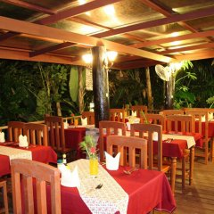 Отель Sunda Resort питание