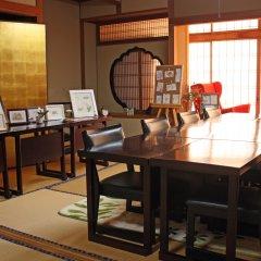 Отель Iyashi no Sato Rakushinkan Кикуйо питание