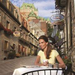 Отель Fairmont Le Chateau Frontenac Канада, Квебек - отзывы, цены и фото номеров - забронировать отель Fairmont Le Chateau Frontenac онлайн фото 4