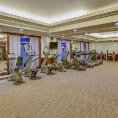 Отель The LaLiT Golf & Spa Resort Goa фитнесс-зал