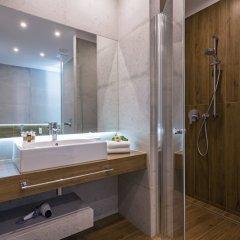 Отель Patio Польша, Вроцлав - отзывы, цены и фото номеров - забронировать отель Patio онлайн ванная фото 8