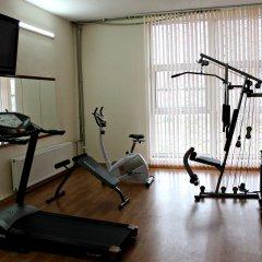 Гостиница Мирный курорт фитнесс-зал