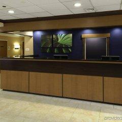 Отель Atlantic Shores Inn интерьер отеля