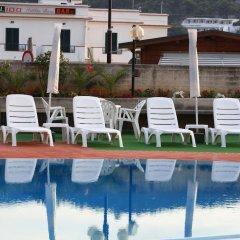 Morcavallo Hotel & Wellness бассейн