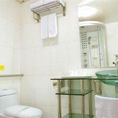 Отель Beijing Tang House Fuxue Hutong ванная