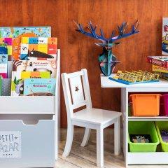 Отель Aparthotel Adagio Access La Villette Париж детские мероприятия
