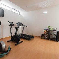 Solar de Mos Hotel фитнесс-зал фото 2