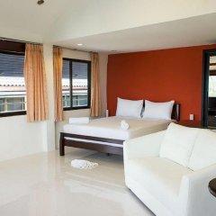 Отель Baan Natacha Beachfront Guesthouse комната для гостей фото 3