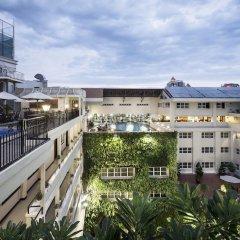 Rex Hotel балкон