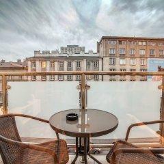 Отель Little Home - Madelaine Варшава балкон
