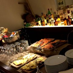 Hotel Principe Torlonia питание