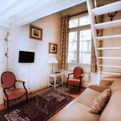 Отель Lovely Marais Studio (75) Франция, Париж - отзывы, цены и фото номеров - забронировать отель Lovely Marais Studio (75) онлайн комната для гостей фото 4