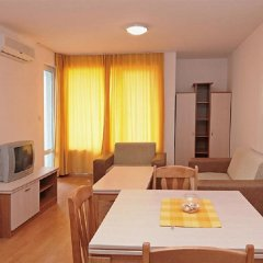 Отель Yassen Apartments Болгария, Солнечный берег - отзывы, цены и фото номеров - забронировать отель Yassen Apartments онлайн комната для гостей